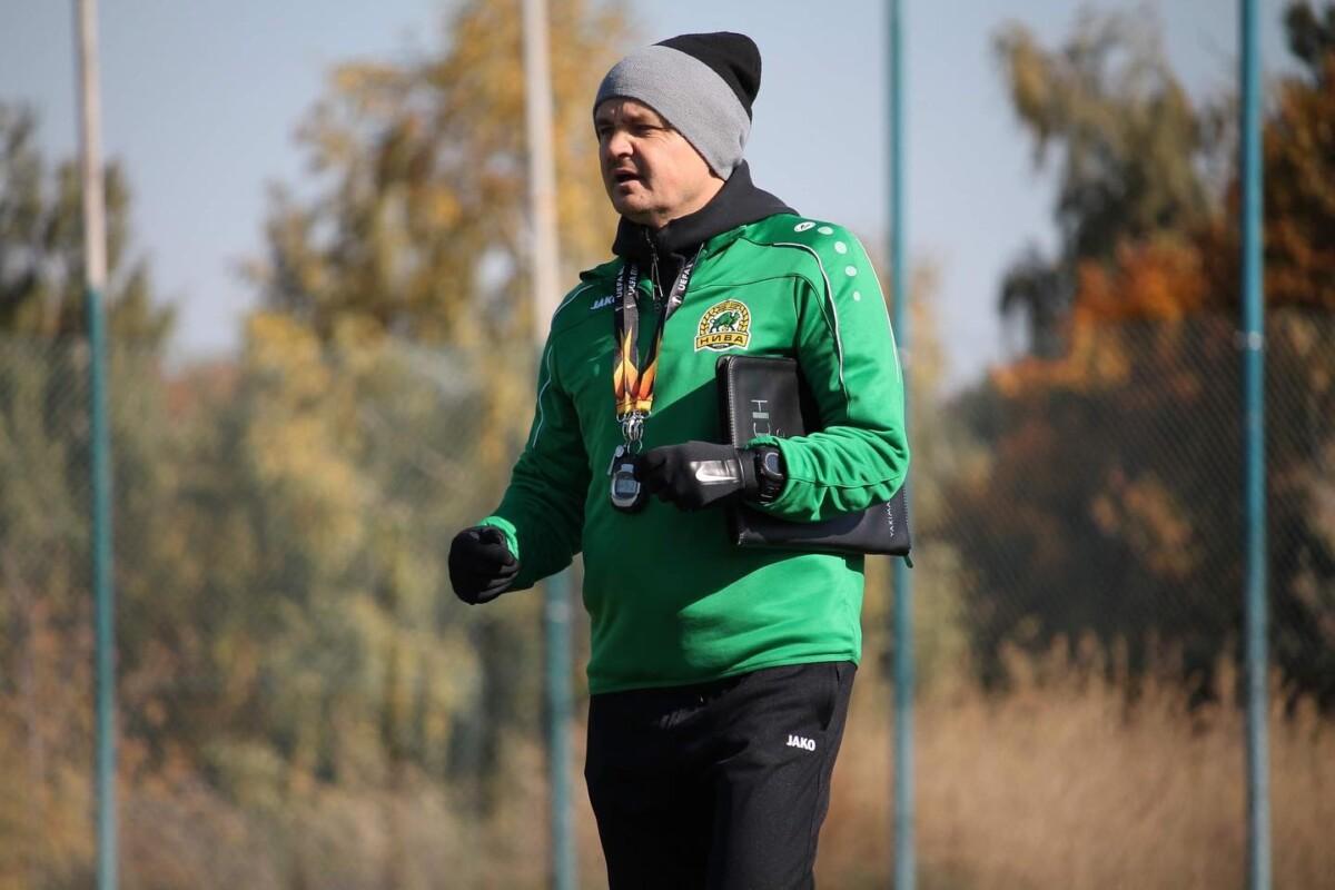 Нива вирушає на матч з Волинню з новим головним тренером