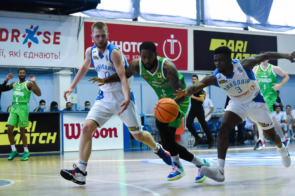 БК Тернопіль переміг у Миколаєві і піднявся на 7 місце (ТАБЛИЦЯ)