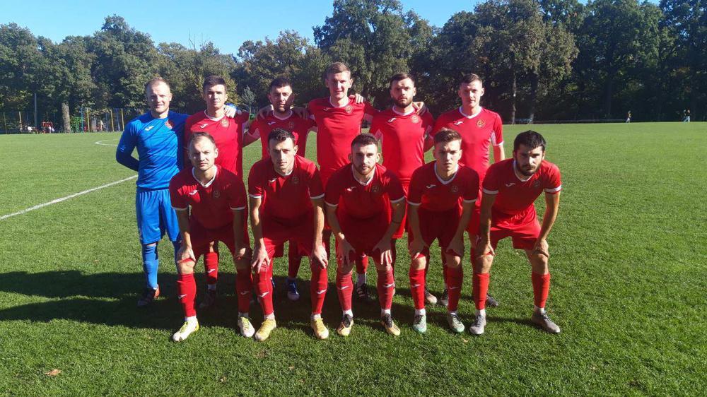 У чемпіонаті Тернопільської області з футболу визначилися всі призери (ТАБЛИЦЯ)